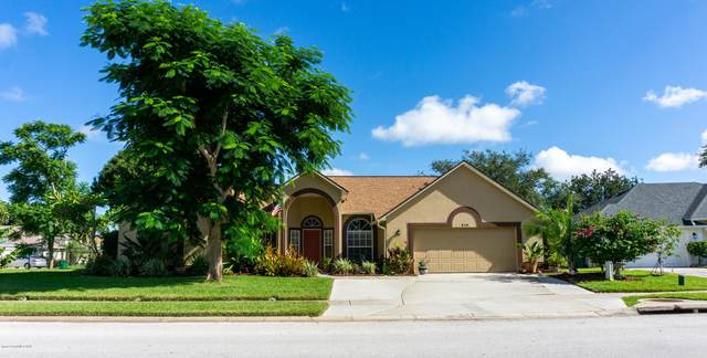 630 Sunset Lakes Drive, Merritt Island, FL 32953 (MLS #880219) :: Premium Properties Real Estate Services