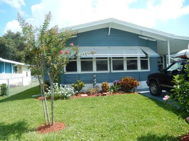 806 Sapodilla Drive, Barefoot Bay, FL 32976 (MLS #880260) :: Armel Real Estate