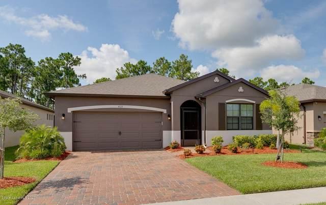4125 Caladium Circle, West Melbourne, FL 32904 (MLS #880304) :: Blue Marlin Real Estate