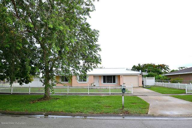 1197 Mariposa Drive NE, Palm Bay, FL 32905 (MLS #880337) :: Engel & Voelkers Melbourne Central
