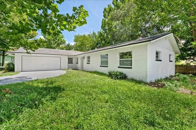 1895 Fairlane Drive, Titusville, FL 32780 (MLS #880343) :: Blue Marlin Real Estate