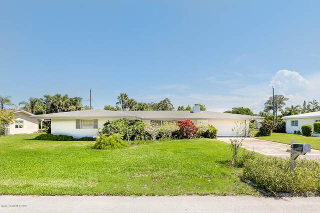 215 Deland Avenue, Indialantic, FL 32903 (MLS #880511) :: Engel & Voelkers Melbourne Central