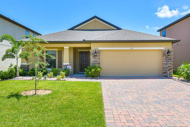 1555 Fuji Drive, Melbourne, FL 32940 (MLS #880602) :: Blue Marlin Real Estate