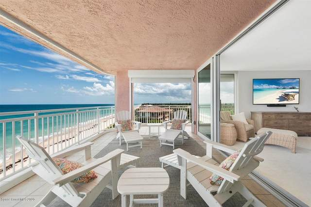 5635 S Hwy A1a A704, Melbourne Beach, FL 32951 (MLS #880612) :: Engel & Voelkers Melbourne Central