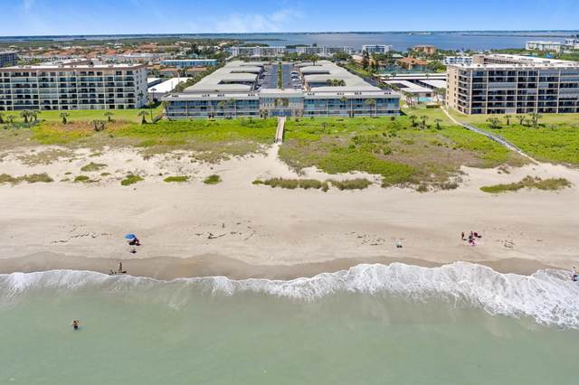 3150 N Atlantic Avenue 11-660, Cocoa Beach, FL 32931 (MLS #880952) :: Engel & Voelkers Melbourne Central