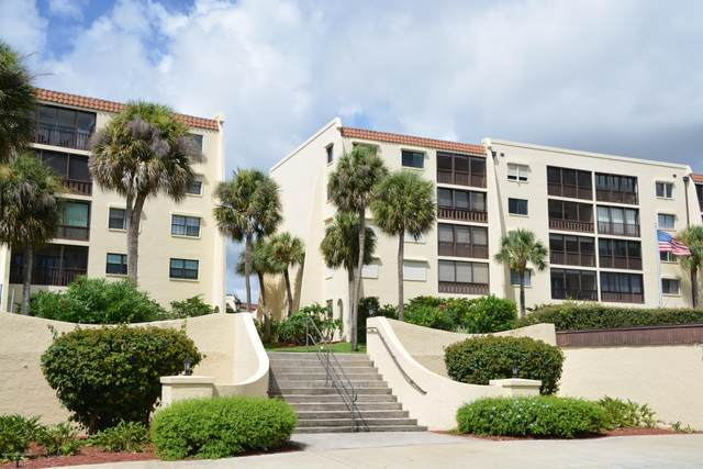 115 N Indian River Drive #416, Cocoa, FL 32922 (MLS #881215) :: Engel & Voelkers Melbourne Central