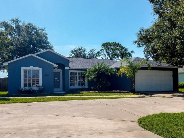 1391 Emerson Drive NE, Palm Bay, FL 32907 (MLS #881221) :: Blue Marlin Real Estate