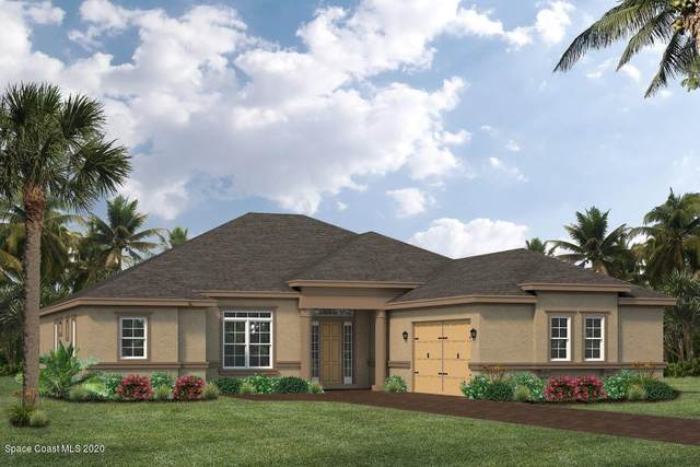 8307 Crimson Drive, Melbourne, FL 32940 (MLS #881367) :: Premium Properties Real Estate Services