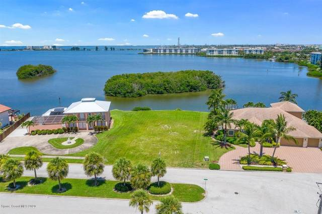103 St Croix Avenue, Cocoa Beach, FL 32931 (MLS #881446) :: Premium Properties Real Estate Services
