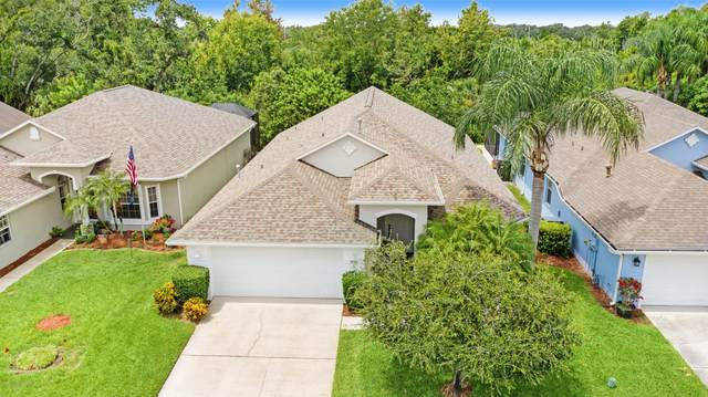 1714 Ficus Point Drive, Melbourne, FL 32940 (MLS #881554) :: Blue Marlin Real Estate