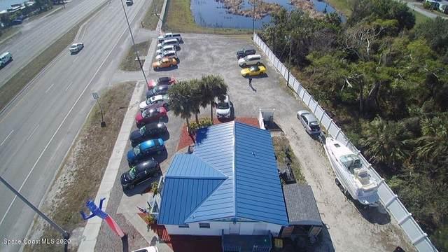 5520 N Highway 1 N, Melbourne, FL 32940 (MLS #881577) :: Coldwell Banker Realty