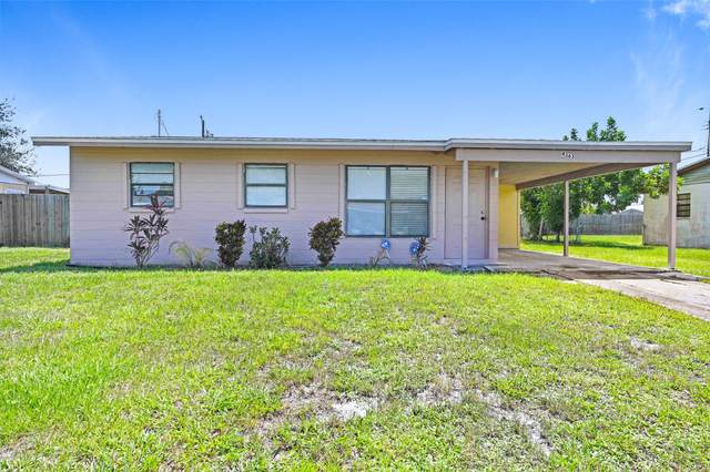 4363 Eleanor Drive, Melbourne, FL 32935 (MLS #881842) :: Engel & Voelkers Melbourne Central
