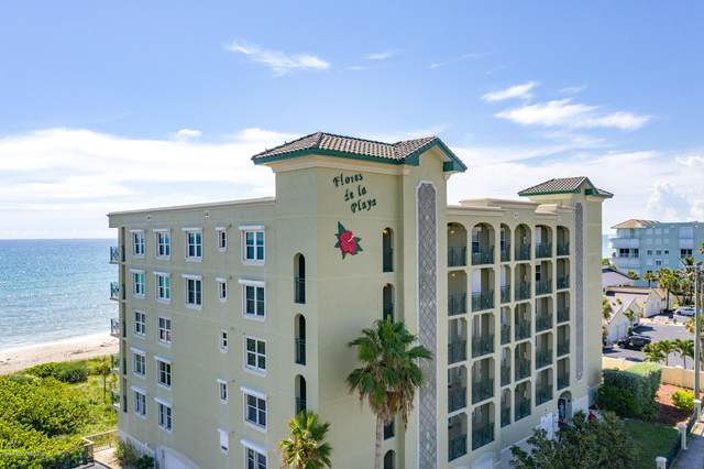 245 Highway A1a #204, Satellite Beach, FL 32937 (MLS #882171) :: Engel & Voelkers Melbourne Central