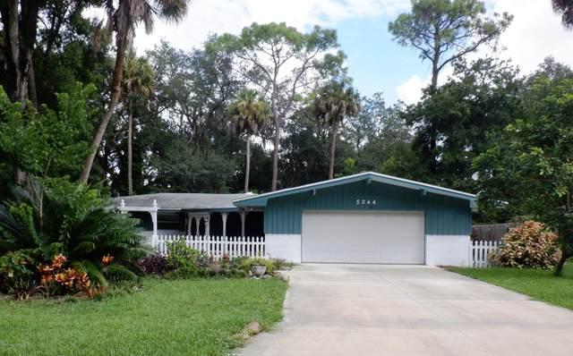 5344 Crane Road, West Melbourne, FL 32904 (MLS #882257) :: Premium Properties Real Estate Services