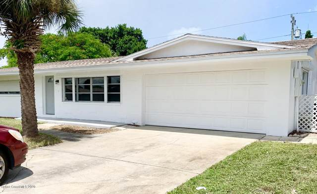 206 Greenway Avenue, Satellite Beach, FL 32937 (MLS #882401) :: Blue Marlin Real Estate