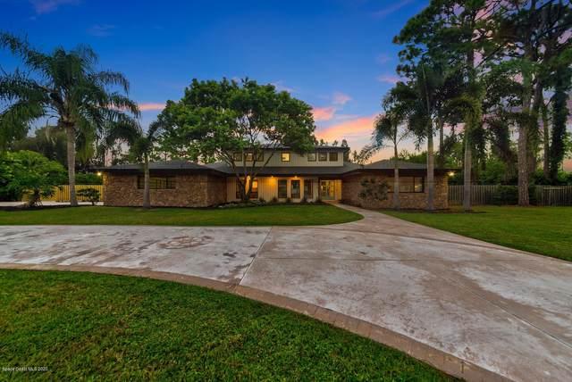 770 Elliott Drive, Merritt Island, FL 32952 (MLS #882442) :: Blue Marlin Real Estate