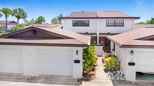 279 Kings Way, Satellite Beach, FL 32937 (MLS #882468) :: Engel & Voelkers Melbourne Central