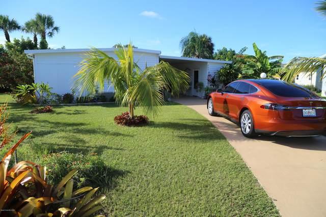 402 Plover Drive, Barefoot Bay, FL 32976 (MLS #882585) :: Blue Marlin Real Estate