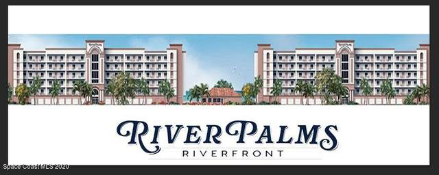 1825 Riverside Drive #205, Titusville, FL 32780 (MLS #882665) :: Coldwell Banker Realty