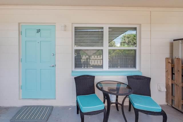 490 S Orlando Avenue #19, Cocoa Beach, FL 32931 (MLS #882673) :: Blue Marlin Real Estate