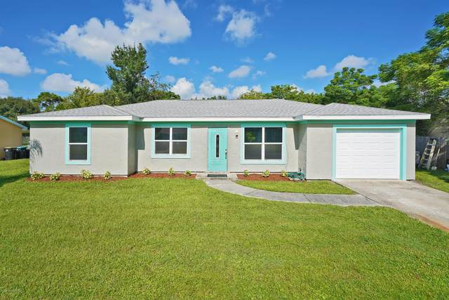 1260 Freil Road NE, Palm Bay, FL 32905 (MLS #882706) :: Blue Marlin Real Estate