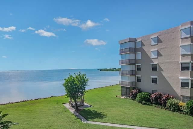 201 International Drive #633, Cape Canaveral, FL 32920 (MLS #882710) :: Blue Marlin Real Estate