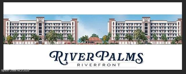 1825 Riverside Drive #310, Titusville, FL 32780 (MLS #882729) :: Coldwell Banker Realty