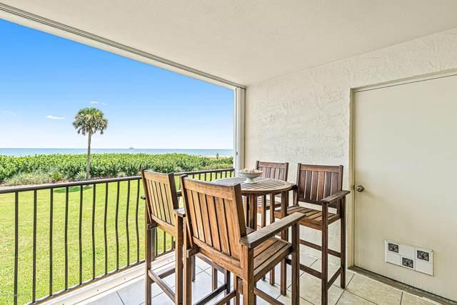 550 E Garfield Avenue #201, Cocoa Beach, FL 32931 (MLS #882731) :: Blue Marlin Real Estate