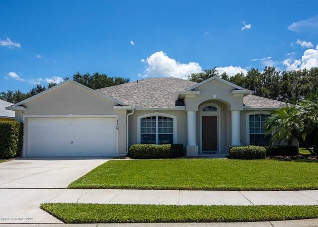 1165 Ida Way, Melbourne, FL 32940 (MLS #882812) :: Premium Properties Real Estate Services
