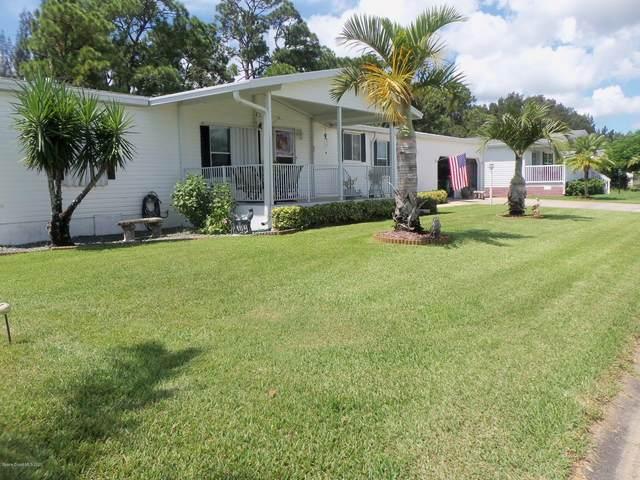 327 Papaya Circle, Barefoot Bay, FL 32976 (MLS #882825) :: Armel Real Estate