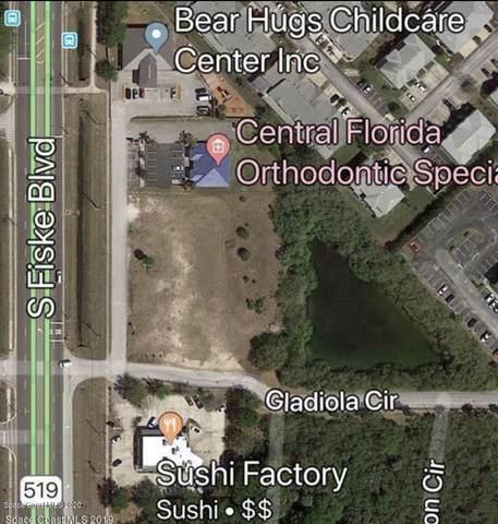 00 Fiske Boulevard, Rockledge, FL 32955 (MLS #882911) :: Engel & Voelkers Melbourne Central