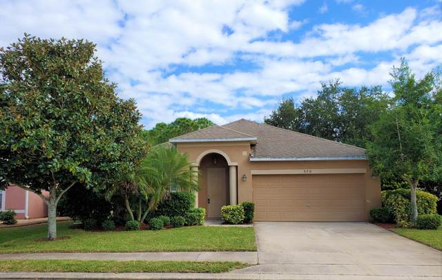 978 Riviera Point Drive, Rockledge, FL 32955 (MLS #882964) :: Coldwell Banker Realty