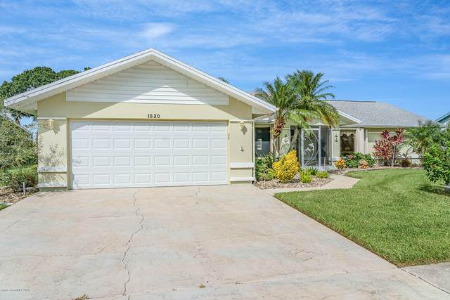 1520 Independence Avenue, Melbourne, FL 32940 (MLS #883051) :: Premium Properties Real Estate Services