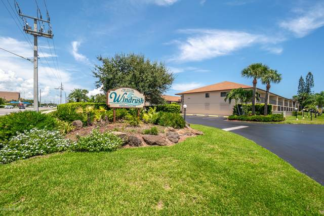 3180 N Atlantic Avenue B206, Cocoa Beach, FL 32931 (MLS #883311) :: Engel & Voelkers Melbourne Central