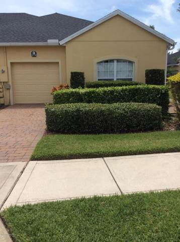 2770 Camberly Circle, Melbourne, FL 32940 (MLS #883324) :: Engel & Voelkers Melbourne Central