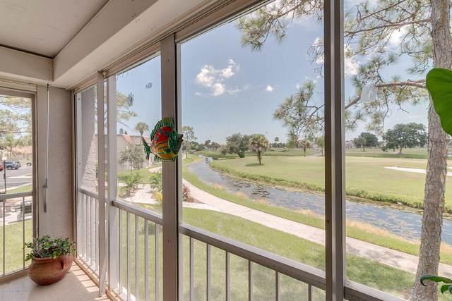 2727 N Wickham Road 7-206, Melbourne, FL 32935 (MLS #883330) :: Blue Marlin Real Estate