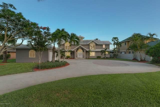 441 S Banana River Boulevard, Cocoa Beach, FL 32931 (MLS #883384) :: Premium Properties Real Estate Services