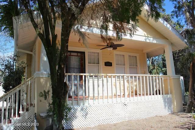 1414 Blanton Street, Titusville, FL 32796 (MLS #883429) :: Premium Properties Real Estate Services