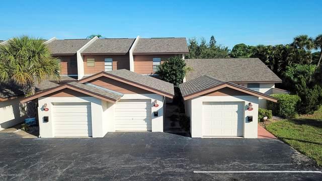 171 Kristi Drive, Indian Harbour Beach, FL 32937 (MLS #883551) :: Blue Marlin Real Estate