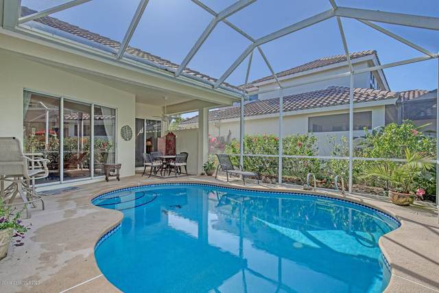 202 Osprey Villas Court, Melbourne Beach, FL 32951 (MLS #883798) :: Engel & Voelkers Melbourne Central