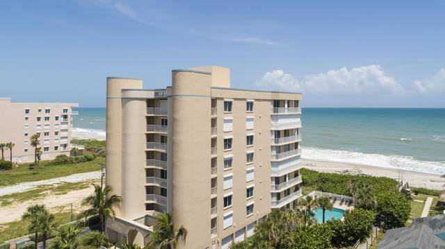 1755 N Highway A1a #701, Indialantic, FL 32903 (MLS #883959) :: Engel & Voelkers Melbourne Central
