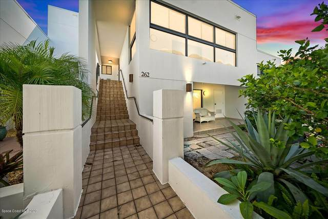 262 Aquarina Boulevard #262, Melbourne Beach, FL 32951 (MLS #884006) :: Blue Marlin Real Estate