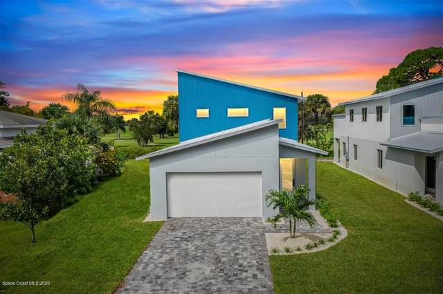 2168 Country Club Road, Melbourne, FL 32901 (MLS #884009) :: Premium Properties Real Estate Services