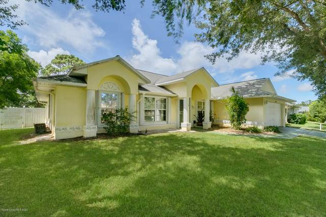 380 Esterbrook Avenue NE, Palm Bay, FL 32907 (MLS #884035) :: Blue Marlin Real Estate