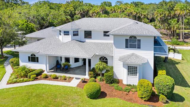120 Oyster Place, Rockledge, FL 32955 (MLS #884074) :: Engel & Voelkers Melbourne Central