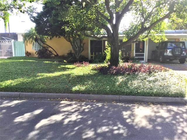 142 N Indian Circle N, Cocoa, FL 32922 (MLS #884116) :: Blue Marlin Real Estate