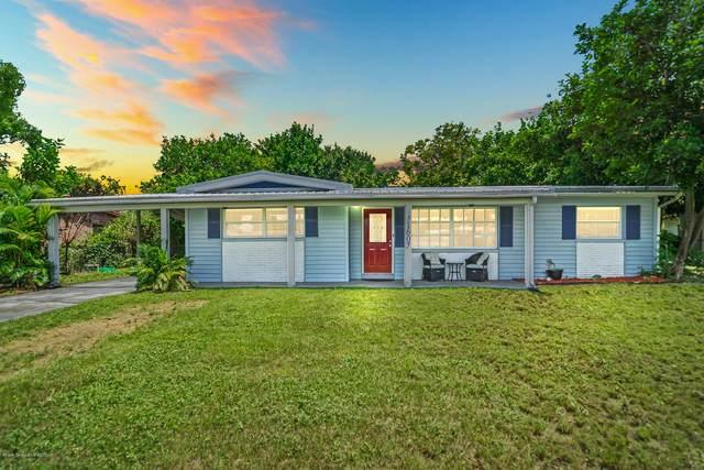 1607 Albert Drive, Melbourne, FL 32935 (MLS #884210) :: Blue Marlin Real Estate