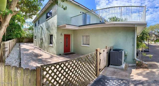 241 S Brevard Avenue S, Cocoa Beach, FL 32931 (MLS #884218) :: Engel & Voelkers Melbourne Central