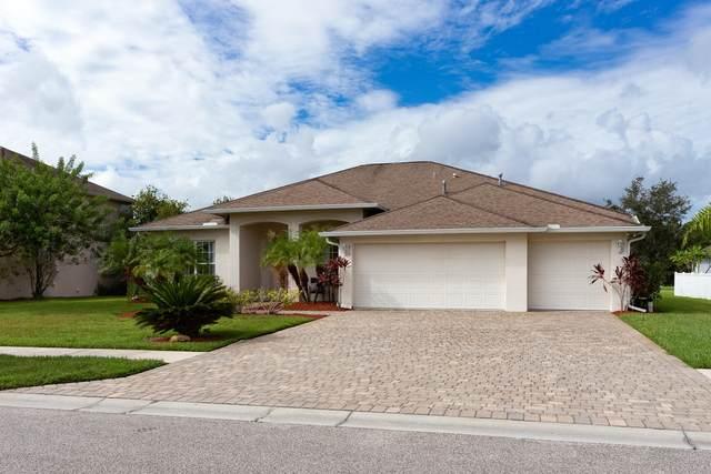 210 Ridgemont Circle SE, Palm Bay, FL 32909 (MLS #884245) :: Engel & Voelkers Melbourne Central