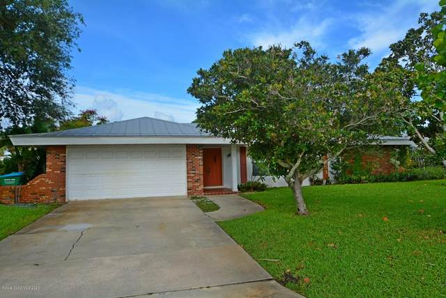 602 Shannon Avenue, Melbourne Beach, FL 32951 (MLS #884347) :: Blue Marlin Real Estate